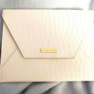 Ralph Lauren Envelope Clutch